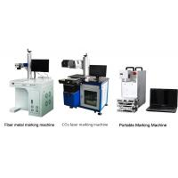 China HS Code Easy To Operate UV Laser Marking Machine High Speed CE Standard wholesale