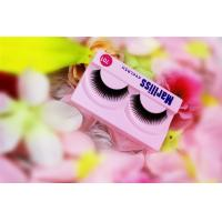 China Permanent Curly Natural False Eyelashes For Celebrity Makeup , Thick wholesale