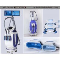 China Super two handpiece Slim Cryotherapy Cryo Cryolipolysis Body Slimming Machine For fat freezing wholesale