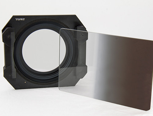 Quality Optical Glass Square Camera Lens Filters To Reduce Light For DSLR Camera Lens for sale