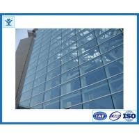 China China manufacturer top quality new designed aluminum profile for curtain wall on sale