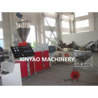 China UPVC Double Wall Corrugated Pipe Extruder Machine (63-250mm) on sale