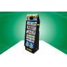 China Kid Toy  Cardboard Display Racks Pos Floor Display Stand  With LCD  wholesale
