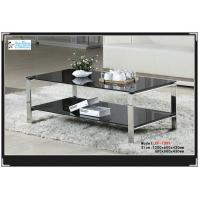 China 7301,Temperate glass table,living room furniture wholesale
