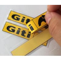 3D Raised Heat Transfer Patches Custom Tagless Labels For Outdoor Garment