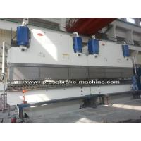 China Hydraulic Tandem Press Brake Machine 380V 50HZ For High Hardness Steel wholesale