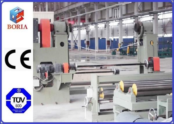 Quality Conveyor Belt Winding Machine , Vertical Conveyor System 29 Meters Total Length for sale