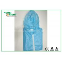 China PP Medical Mens Insulated Coveralls / Custom Chemical Coverall Suit Eco - Friendly wholesale