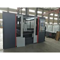 China IPG Laser Source Industrial Laser Cutting Machine For Metal Sheet Cutting on sale