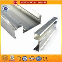 Buy cheap all kinds Anodized Aluminum Profiles oval aluminium tower scaffold aluminium casting production from wholesalers