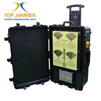 8 Band 400W High Power Vehicle VIP Jammer Block RCIED Remote Bomb Low Frequency 20-6000MHz