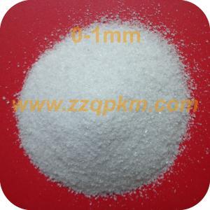 China White Fused Alumina 0 - 1 mm on sale