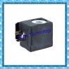 HB700 Mini Valve Solenoid Coil , AC220V 24VDC Solenoid Coil DIN43650A