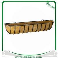 China Window Hayrack With Liner For Side Plantings on sale
