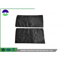 China Light Weight Geotextile Fabric Road Construction Grab Tensile Strength 900N wholesale