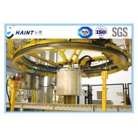 China Non Woven Fabric Roll Material Handling Equipment , Chaint Roll Handling Systems on sale