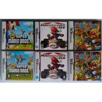 China MIX Top Seller Classic ds games for ds dslite dsi xl 3DS games Animal Crossing Mario bros kart party DK luigi wholesale