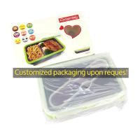 Pop-Up and Foldaway Design Retractable Multi-purpose Fruit Bowl Canister for Hold Soup Stew Noodle Hot Cereals & More On-the-Go