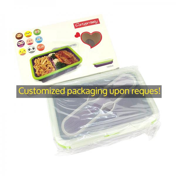 Quality Pop-Up and Foldaway Design Retractable Multi-purpose Fruit Bowl Canister for Hold Soup Stew Noodle Hot Cereals & More On-the-Go for sale