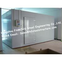 China Deep Freezer Cold Room Walk in Cold Storage And Frozen Freezer Walking Store For Fish And Meat on sale