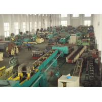 ISO Approval 2 Roll Mill / Rolling Mill Machine 30 - 108 mm OD For Copper Rod