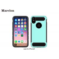 China Shockproof Soft Iphone 6 6s Plus Phone Case Ultra Thin Anti - Slip Two Sides wholesale