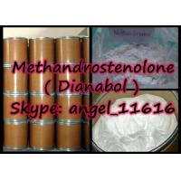 China Natural Methandrostenolone Oral Anabolic Steroids Dianabol Powder For Bodybuilding wholesale