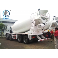 China New HOWO 8cbm Concrete Mixer Truck Cement Mixer For Truck Construction Engineering Application wholesale