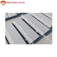 China Polished G603 Granite Paving Stone , G603 Natural Surface Paver For Countertop wholesale
