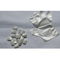 China disposable CPE gloves in medcial industry wholesale