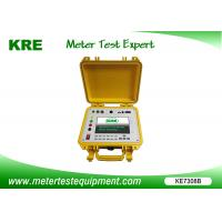 China Wide Current Range Portable Meter Tester Class 0.2 7 Inch Color LCD Three Phase wholesale