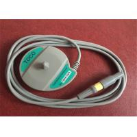 China Edan Cadence II / F3 Fetal Transducer , 6 Pin One Notch Toco Transducer wholesale
