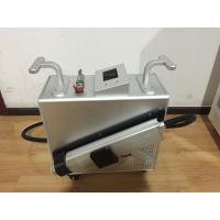 China 100 W Painting Laser Rust Cleaner Machine With Gun Trigger , 100mm Laser Beam wholesale