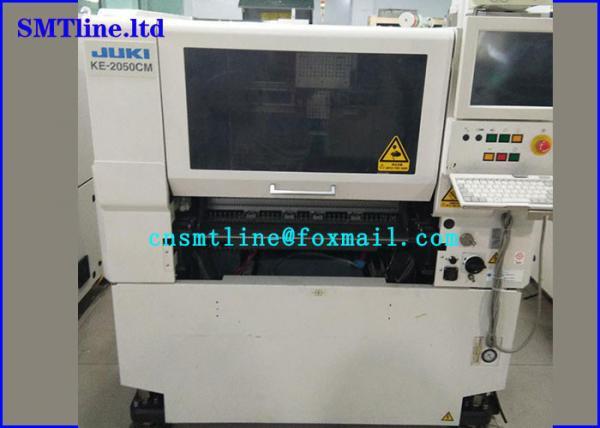 Quality JUKI KE2050 2060 High Speed SMT Pick And Place Machine Multi Laser Head 13500CPH For JUKI for sale