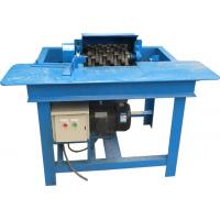 China Best quality Wood Pallet Notching Machine/wooden pallet groove stringers notcher/dismantler on sale