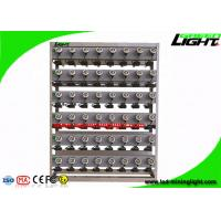 China Miners Cap Lamp Charging Rack With Detachable Modular Customization OEM Available on sale