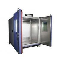 China 13 Cubic Large Dimension Walk In Climatic Chamber Durable For Reliability Testing on sale