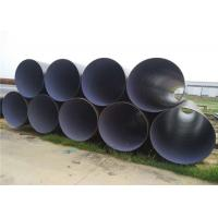 Buy cheap Ssaw Spiral Welded Steel Pipe For Construction 270mm Gr.B X42 X46 X52 X56 X60 from wholesalers