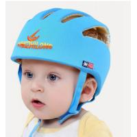 China Cotton PPE Safety Helmets Protective Baby Head Safety Helmet For Walking on sale