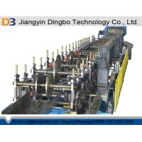 China Servo Feeding Galvanized Steel Standard Cable Tray Roll Forming Machine Changeable Width 100-600mm wholesale