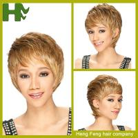 China Natural Looking Synthetic Wigs wholesale