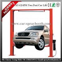 AT-245M 220v-380v Hydraulic Car Lift 1800mm Lifting Height 2 Post Auto Lift Manufacturer