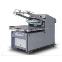 China CE certification LC4060/6080/6090 Flat Bed Microcomputer Screen Printing press Machine wholesale