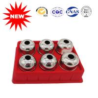 China 220V Magnetic Float Switch Ball 51*61mm With Red Box Hydraulic Control Drive Mode wholesale