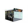 China Interactive Motion Gun Shooting Virtual Reality Game Simulator 2KW 220V wholesale