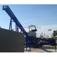 China Durable high quality screw conveyor used in waste management system on sale