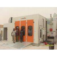 Economical Portable Down Draft Spray Booth For Car Spraying, Drying, Baking WD-60A