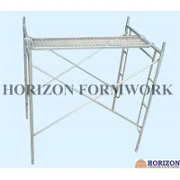 China H frame Scaffolding made in China, durable scaffold system wholesale