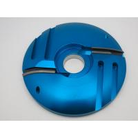 China Blue Round Aluminum Body Panel Paising Shaper Cutter Head EN847-1&TUV Approval wholesale
