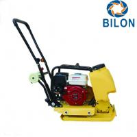 China High Speed Vibra Plate Compactor Electric Plate Compactor 5.5HP Honda Engine wholesale